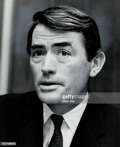 Gregory Peck postwar dream man