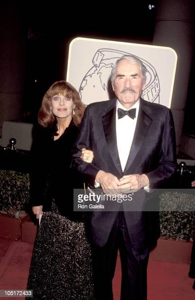 Gregory Peck Wife during 51st Annual Golden Globe Awards at Beverly Hilton Hotel in Beverly Hills California United States