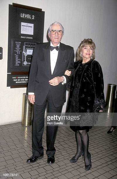 Gregory Peck Wife during The American Cinema Awards Foundation Honors Richard Dreyfuss at Westin Bonaventure Hotel in Los Angeles CA United States