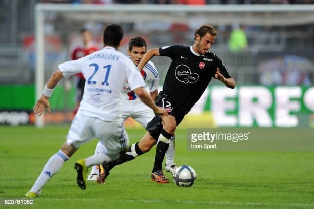 Gregory PUJOL Lyon / Valenciennes 5eme journee de Ligue 1