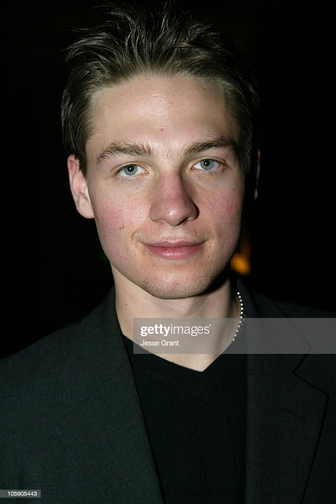 Gregory Smith during 2004 Sundance Film Festival 'Book of Love' Premiere at Library in Park City Utah United States