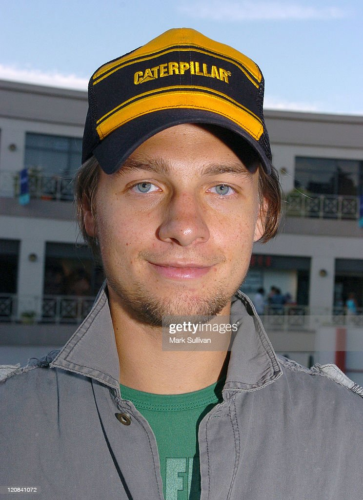 Gregory Smith during 2005 Los Angeles Film Festival 'Nearing Grace' Screening at Laemmle Sunset 5 Laemmle Sunset 5 in Los Angeles California United...