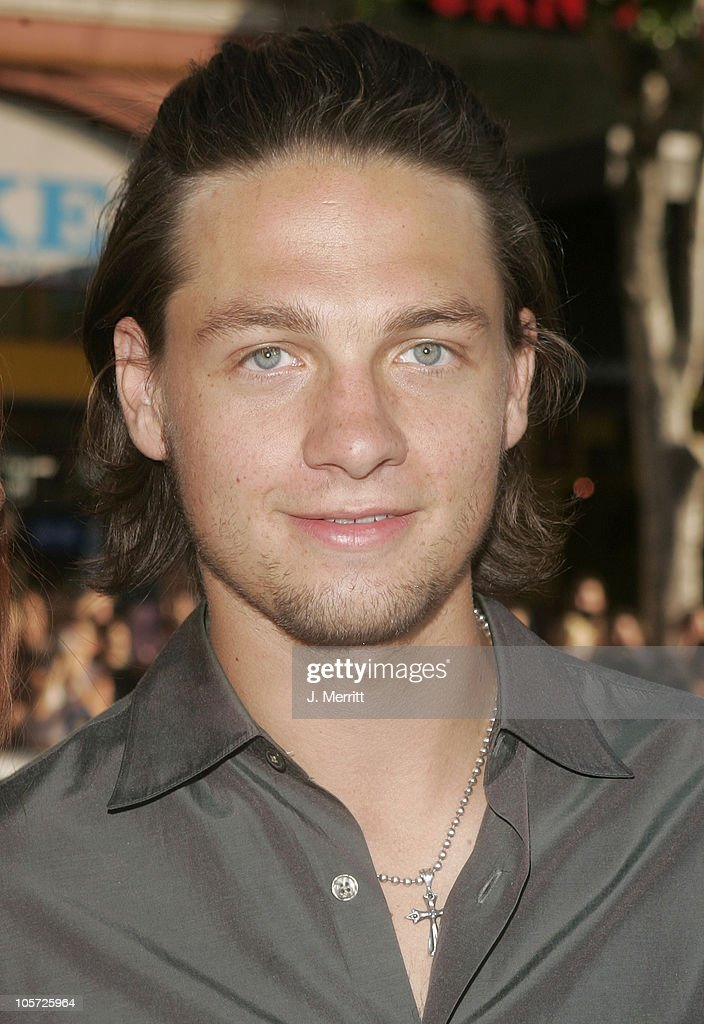 Gregory Smith during 'Batman Begins' Los Angeles Premiere Arrivals at Grauman's Chinese Theater in Hollywood California United States