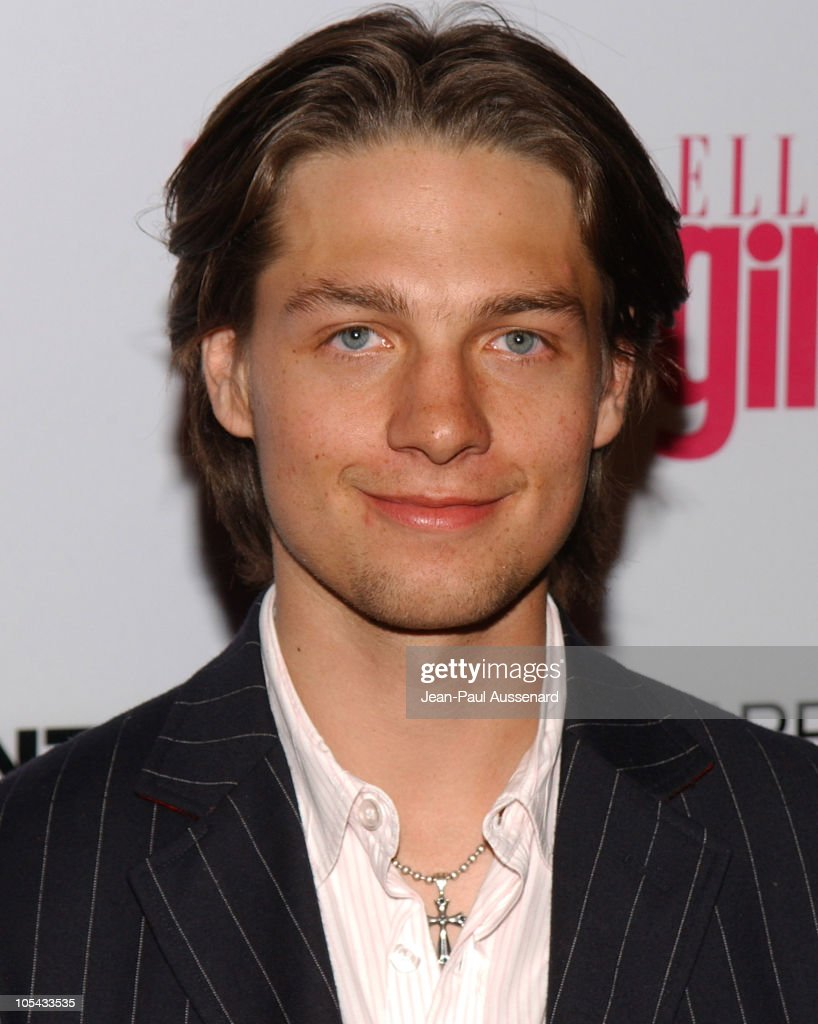 Gregory Smith during ELLEGIRL's 1st Annual Hollywood Prom Arrivals at Hollywood Athletic Club in Hollywood California United States