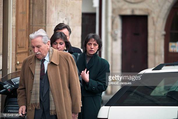 The Trial Of Jeanmarie Villemin For The Murder Of Bernard Laroche In Dijon Maître HenriRené GARAUD MarieChristine CHASTANTMORAND et Christine...