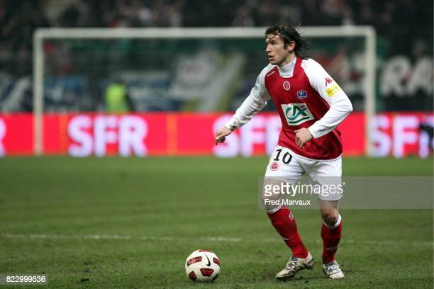 Gregorz KRYCHOWIAK Reims / Nice 1/4 finale Coupe de France