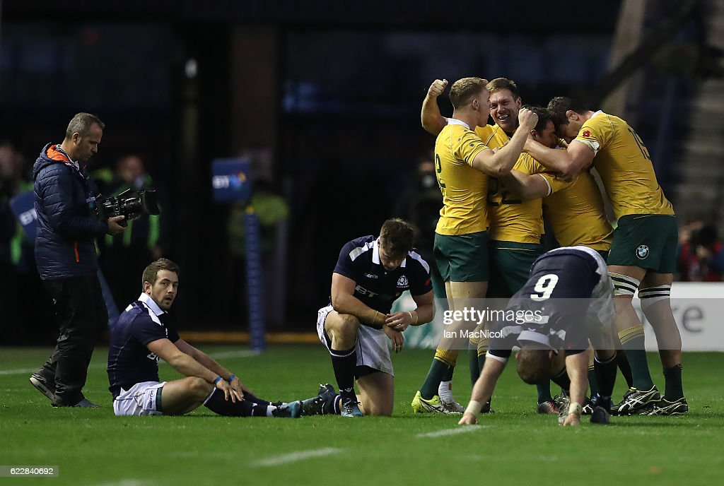 Scotland v Australia - International Match