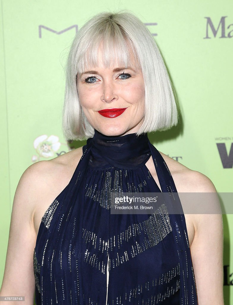 Gren Wells attends the Women in Film Pre-Oscar Cocktail Party Presented by Perrier-Jouet, MAC & MaxMara at the Fig & Olive Melrose Place on February 28, 2014 in West Hollywood, California.