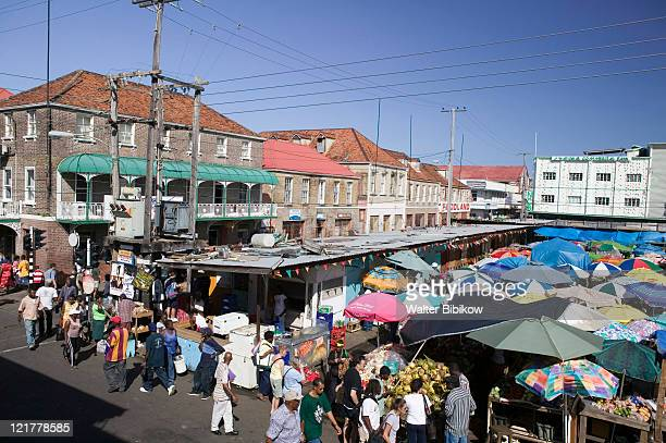 Grenada, St Georges, Public Market