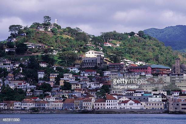 Grenada View Of St George's