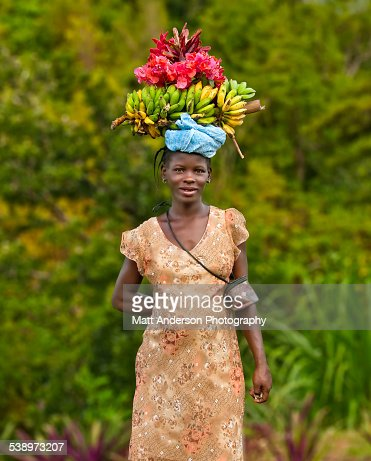 Grenada Woman