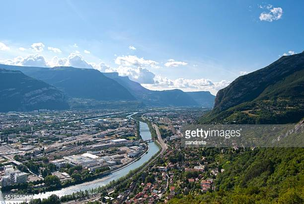 Grenoble view