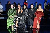 Del Core - Front Row - Milan Fashion Week - Spring /...