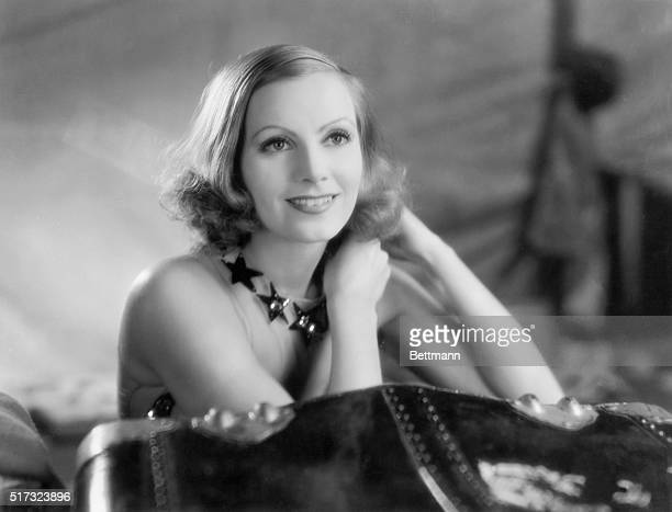 1931 Greta Garbo as the tragic heroine in 'Susan Lenox Her Fall and Rise'