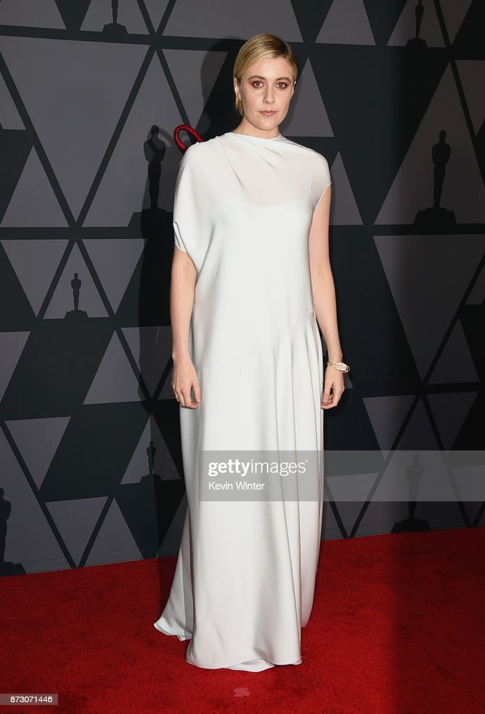 Greta Gerwig attends the Academy of Motion Picture Arts and Sciences' 9th Annual Governors Awards at The Ray Dolby Ballroom at Hollywood & Highland Center on November 11, 2017 in Hollywood, California.