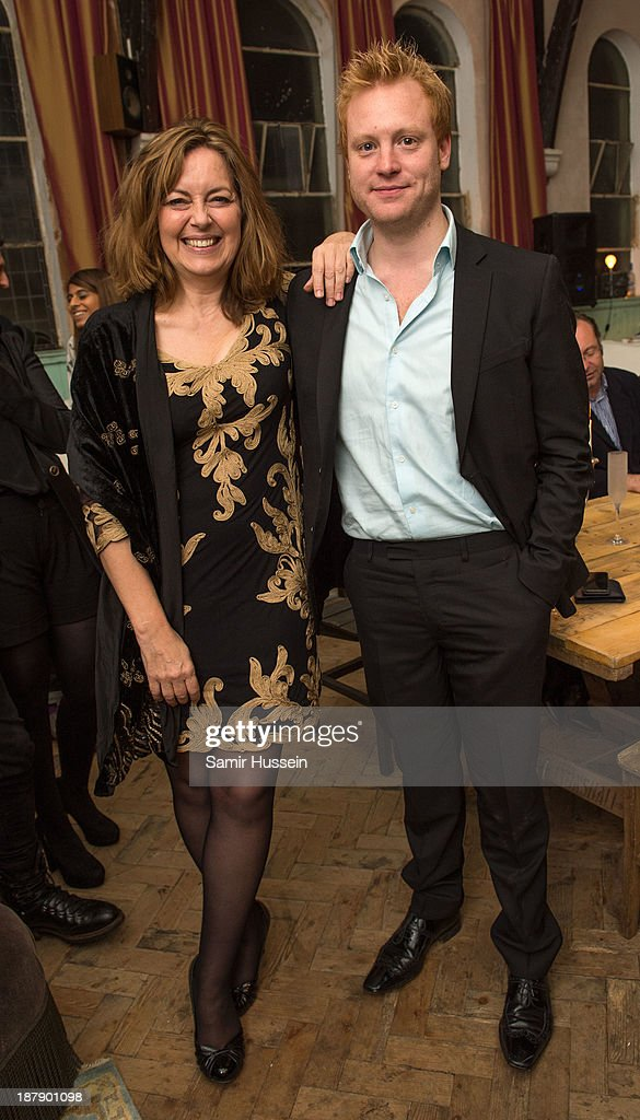<a gi-track='captionPersonalityLinkClicked' href=/galleries/search?phrase=Greta+Scacchi&family=editorial&specificpeople=581414 ng-click='$event.stopPropagation()'>Greta Scacchi</a> and Adam Ackland attend the Soho House and Grey Goose party to celebrate the CineCity film festival on November 13, 2013 in Brighton, England. Guests enjoyed a three course sharing menu prepared by Soho House and Grey Goose cocktails.