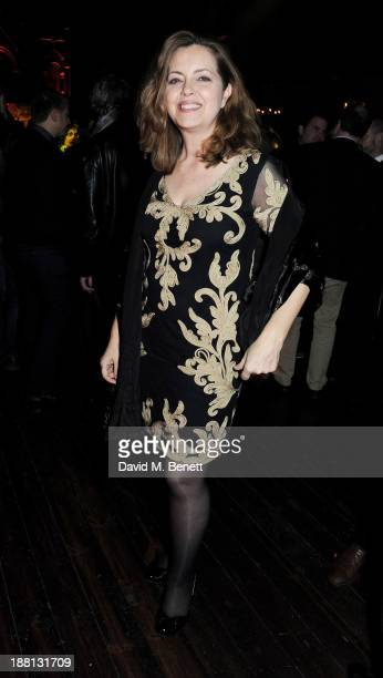 Greta Scacchi attends an after party celebrating the press night performance of 'Barry Humphries' Eat Pray Laugh' at One Mayfair on November 15 2013...
