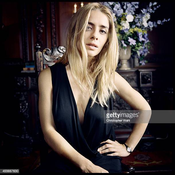 Greta Scarano is photographed for The Globe and Mail on September 9 2014 in Toronto Ontario