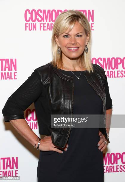 Gretchen Carlson attends the Cosmopolitan Let's Talk About It Event on June 24 2017 in New York City