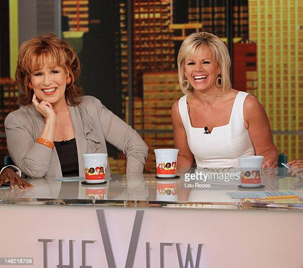 THE VIEW Gretchen Carlson is the guest cohost today on 'The View' 'The View' airs MondayFriday on the ABC Television Network CARLSON