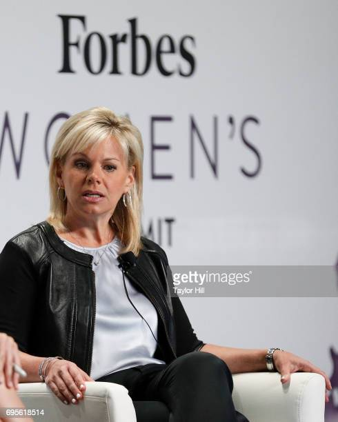 Gretchen Carlson speaks during the 2017 Forbes Women's Summit at Spring Studios on June 13 2017 in New York City