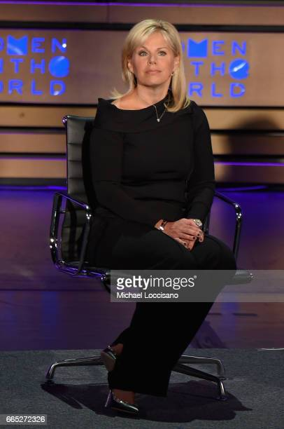 Gretchen Carlson speaks during the Eighth Annual Women In The World Summit at Lincoln Center for the Performing Arts on April 6 2017 in New York City