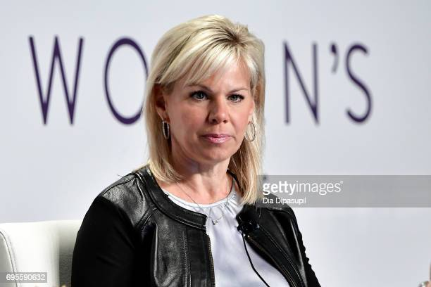 Gretchen Carlson speaks onstage during the 2017 Forbes Women's Summit at Spring Studios on June 13 2017 in New York City