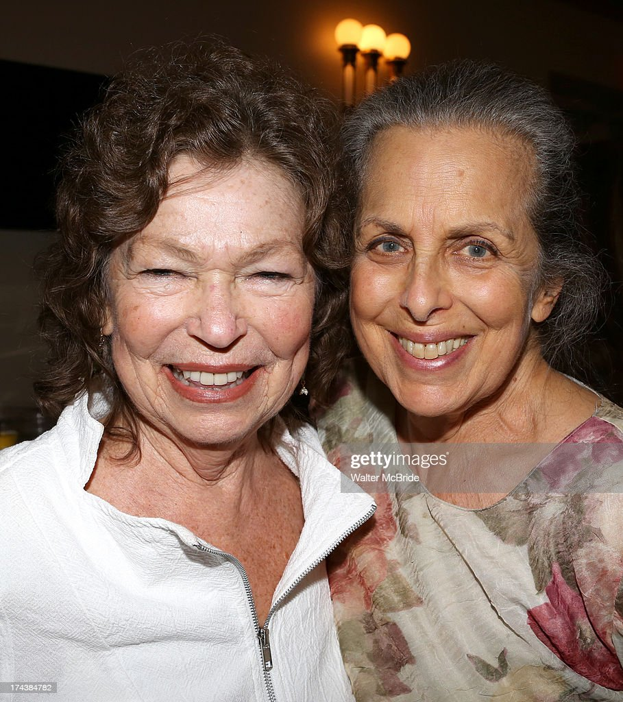 Gretchen Cryer and Betty Aberlin attend the Opening Night Performance Reception for the Encores! Off-Center Production of 'I'm Getting My Act Together And Taking It On The Road' Opening Night Reception at New York City Center on July 24, 2013 in New York City.
