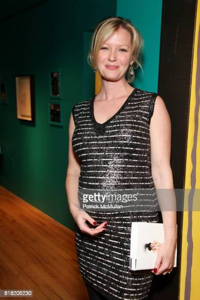 Gretchen Mol attends Anthropologie Hosts US Book Launch of BLOW BY BLOW at Anthropologie at Rockefeller Center on November 3 2010 in New York City