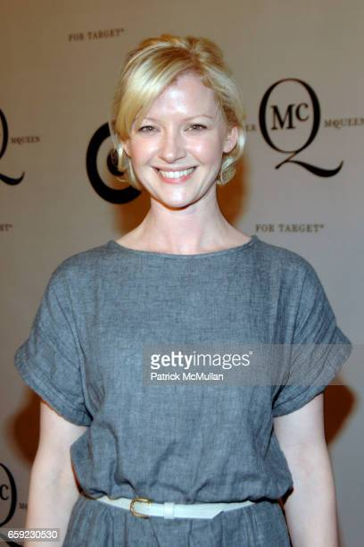 Gretchen Mol attends McQ Alexander McQueen for Target Debuts TARGET McQ MARKET in NYC at St John's Center on February 13 2009 in New York City
