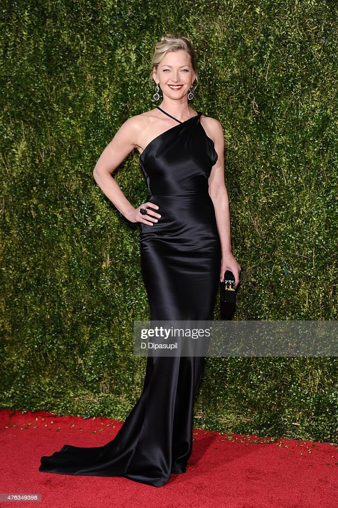 Gretchen Mol attends the American Theatre Wing's 69th Annual Tony Awards at Radio City Music Hall on June 7, 2015 in New York City.