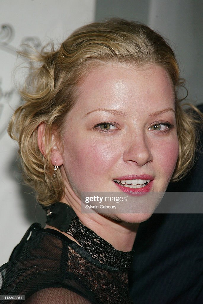 Gretchen Mol during The National Board of Review Awards Gala at Tavern on the Green in New York, New York, United States.