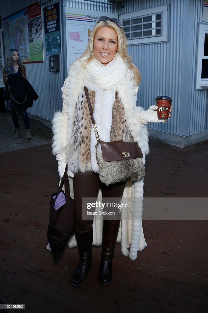 <a gi-track='captionPersonalityLinkClicked' href=/galleries/search?phrase=Gretchen+Rossi&family=editorial&specificpeople=5637804 ng-click='$event.stopPropagation()'>Gretchen Rossi</a> attends The Village at The Lift 2015 on January 25, 2015 in Park City, Utah.