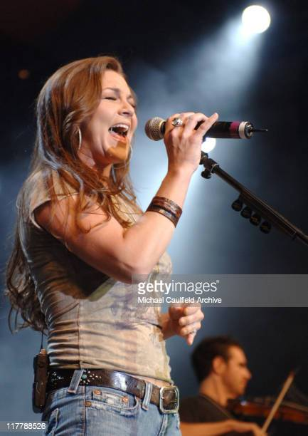 Gretchen Wilson during 40th Annual Academy of Country Music Awards 2nd Annual New Artists' Show Show at Mandalay Bay Resort and Casino Ballroom in...