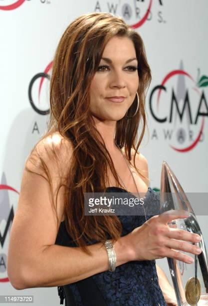 Gretchen Wilson winner Female Vocalist of the Year