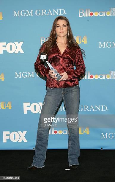 Gretchen Wilson winner of Female Country Artist of the Year and New Country Artist of the Year