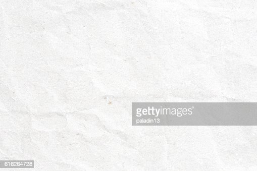 Grey crumpled paper texture : Stock Photo