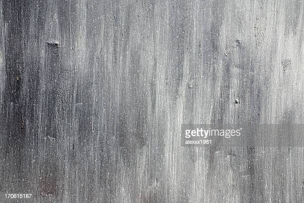 Grey old painted sheet of iron