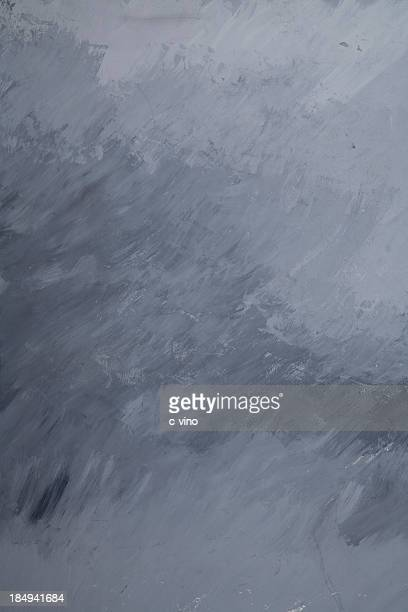 Grey painted background