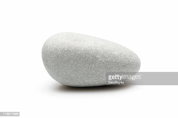 Grey pebble
