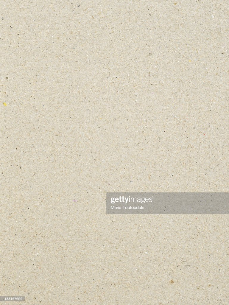 Grey Recycled  Paper