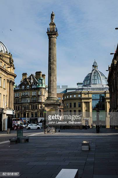 Grey Street, Newcastle upon Tyne, England