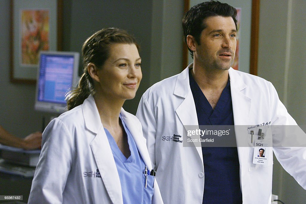 S ANATOMY - 'Grey's Anatomy' concludes the season with a shocking two-hour telecast, THURSDAY, MAY 14 (9:00-11:00 p.m., ET) on the ABC Television Network. In the second part, 'Now or Never' (10:00-11:00 p.m.), George delivers stunning news to Bailey, sending shockwaves throughout the hospital, and Izzie's friends anxiously await her recovery from surgery. Meanwhile Bailey is surprisingly displeased after being accepted into the pediatric fellowship program, and the victim of a near-fatal traffic accident brings the talents of Seattle Grace's doctors together.