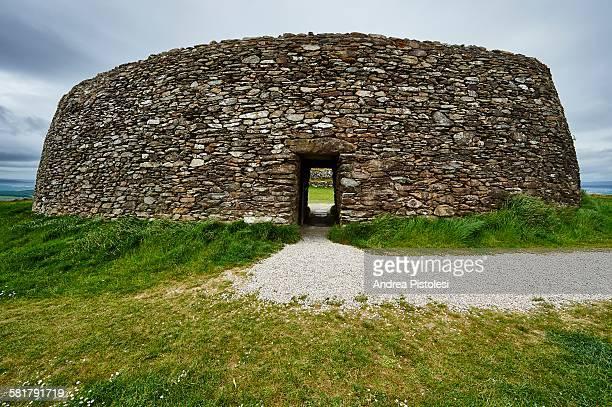 Grianan of Aileach fort, Inishowen, Ireland