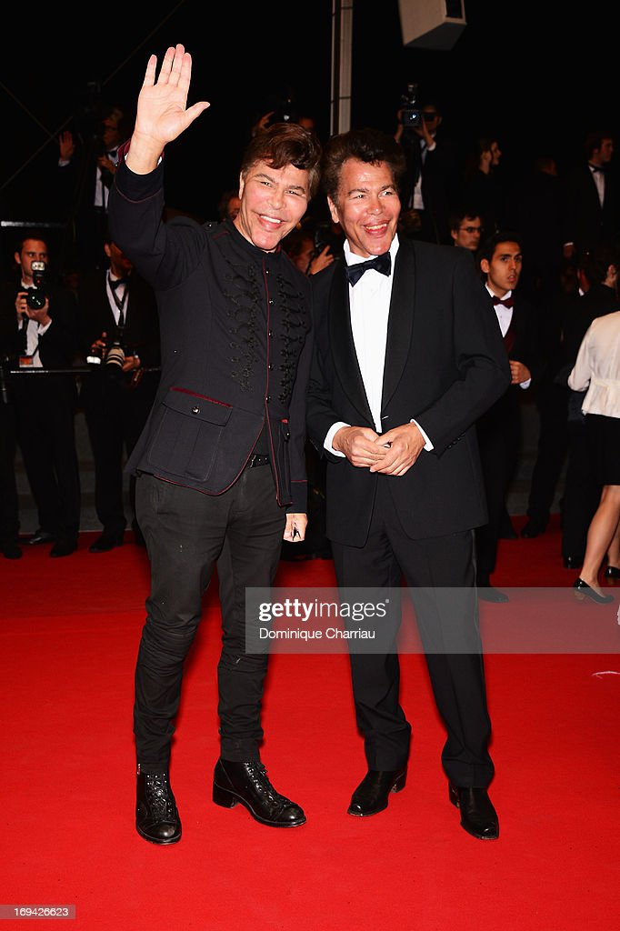 Grichka Bogdanoff and Igor Bogdanoff attend the Premiere of 'Michael Kohlhaas' at The 66th Annual Cannes Film Festival at Palais des Festivals on May 24, 2013 in Cannes, France.