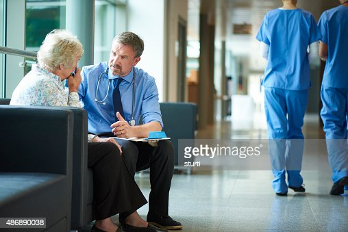 grief in the hospital