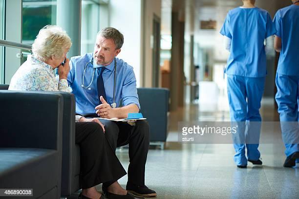 Dor no hospital