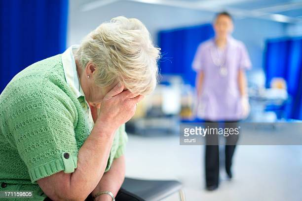 Sofferenza sul ward