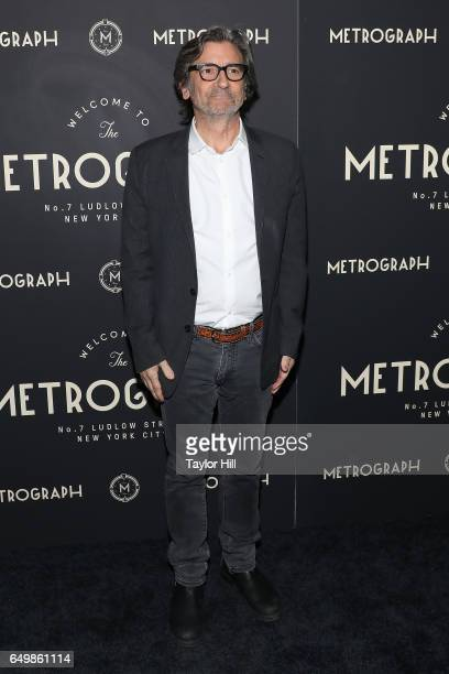 Griffin Dunne attends the Metrograph 1st Year Anniversary Party at Metrograph on March 8 2017 in New York City