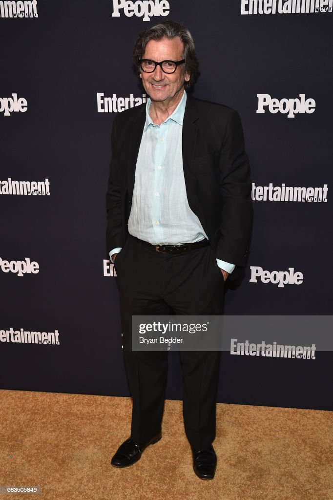 Griffin Dunne of I Love Dick attends the Entertainment Weekly and PEOPLE Upfronts party presented by Netflix and Terra Chips at Second Floor on May 15, 2017 in New York City.